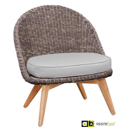 loungestoel-fleur-bruin-brown-antiek-applebee-antiek-teakhout-hout-poot-onderstel-wicker-vlechtwerk-gevlochten-bee-wett-kussen-dik-kussen-relax-stoel-zitstoel-buiten-outdoor