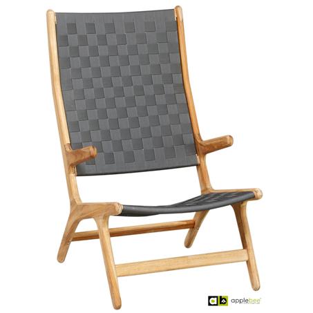 loungestoel-juul-hoge-rug-grijs