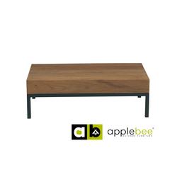 koffietafel-long-island-applebee-teakhout-naturel-aluminium-antraciet-zwart-houten-planken-latten-old-teak