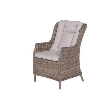 tuinstoel-borneo-dining-fauteuil-new-kubu-sand-wicker-garden impressions-tuinsets bv