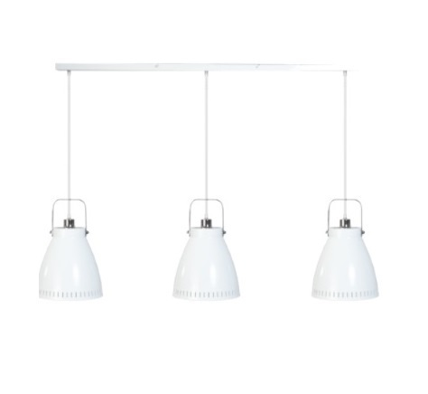 Hanglamp Acate wit
