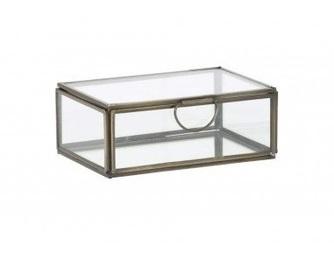 deco-box-brons-helder-glas-6904663-light-&-living-antiek-brons-helder-glas-opberg-doos-kistje-15,5-cm-decoratie