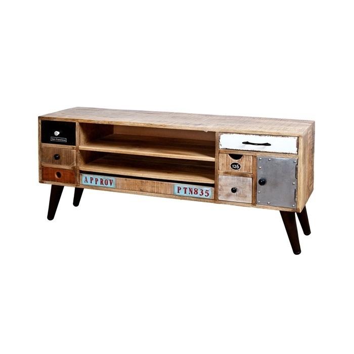 TV-meubel Vintage 150 cm
