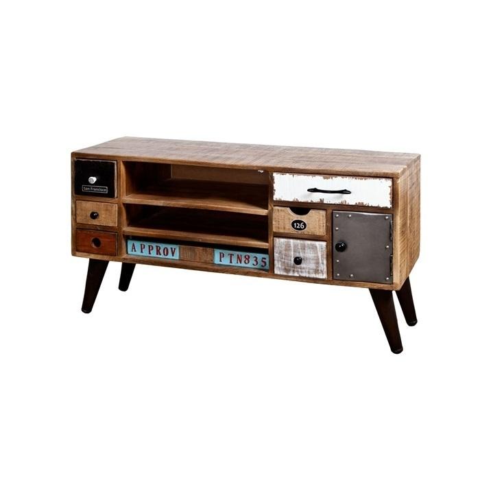 TV meubel Vintage 120 cm