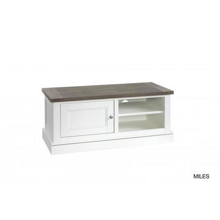 tv-dressoir-lamulux-116-cm-miles-1-deur-legplanken-wit-mont-blanc-sepia-blad-landelijk-romantisch-hout-look-kraswerend-onderhoudsvriendelijk