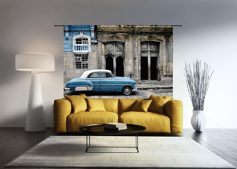 Wandkleed Havana 190 x 140 cm