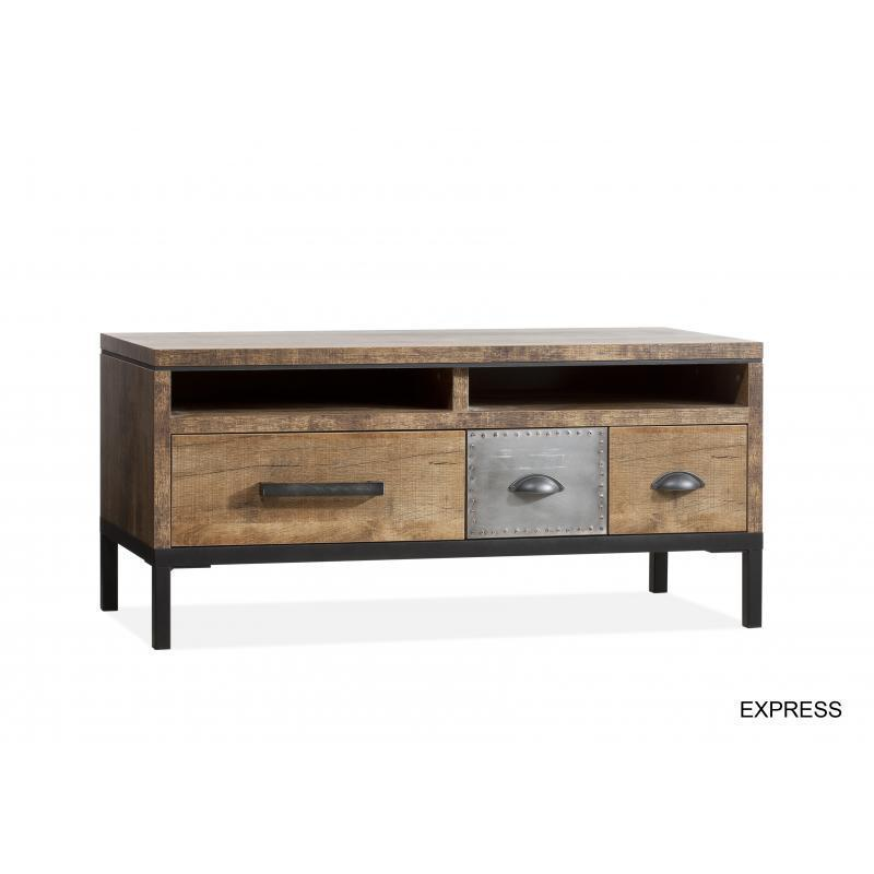 TV dressoir Express 2 lades