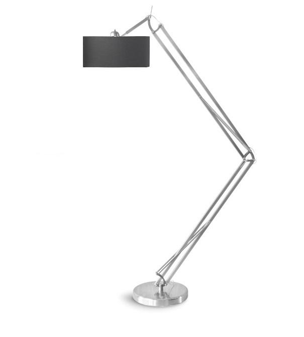 Vloerlamp Milano 2 arms