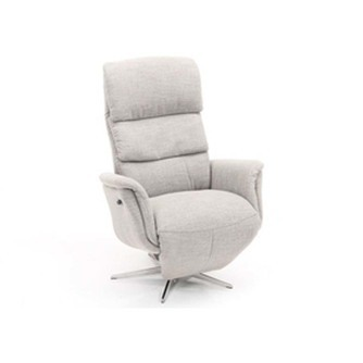 De Hjort Knudsen 6461 relaxfauteuil is elektrisch verstelbaar