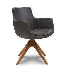eetkamerstoel-annabel-houten-poot-draaibaar-sterpoot-kruispoot-kuipstoel-kuip-kuipfauteuil-eetstoel-stoel-vilt-stof-leder-leer-kleuren-draaifauteuil-ancora-armstoel-armleuning-designstoel