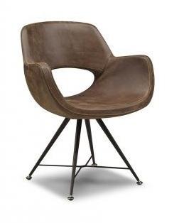eetstoel-karin-spijlpoot-kruispoot-spijlpoot-metaal-kuipstoel-stoel-eetkamerstoel-open-rugleuning-rug-armstoel-armleuning-kuip-leder-leer-stof-ancora-design-stoel-mat-zwart-chroom