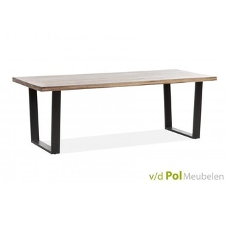 eettafel-mastercraft-u-poot-zwart-metaal-220-x-90-cm-stoer-industrieel-gerecycled-hout-houten-tafel-eetkamertafel-woonkamer-huiskamer-eethoek