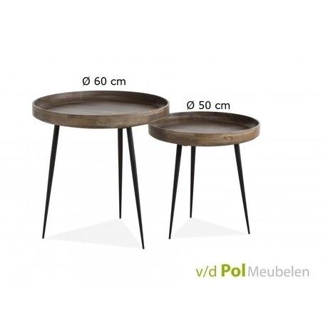 bijzettafel-mastercraft-rond-50-cm-tafelblad-ronde-tafel-metalen-poot-drie-pootjes-mangohout-gerecycled-salontafel-hoektafel