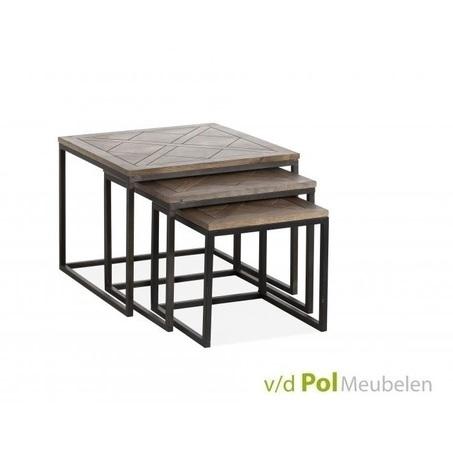 set-3-bijzettafels-mastercraft-salontafel-industrieel-stoer-metaal-onderstel-mangohout-hout-3-tafeltjes-kleine-tafels