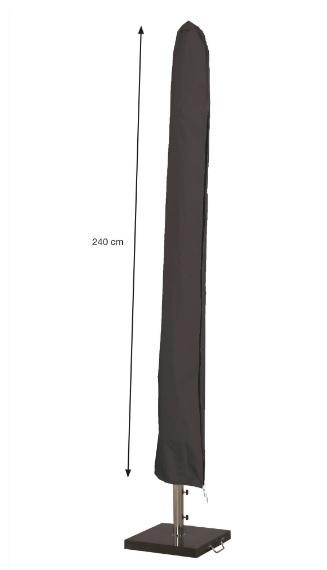 Parasolhoes 240 x 30/40 cm