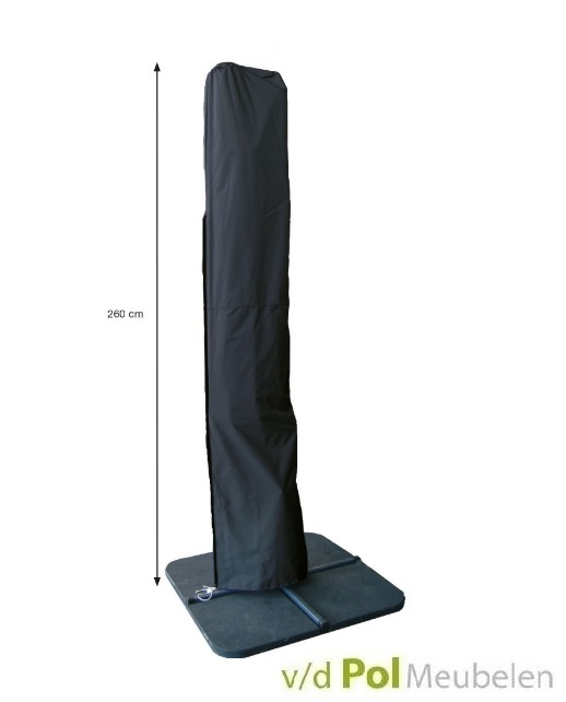 Parasolhoes 260 x 48/58 cm