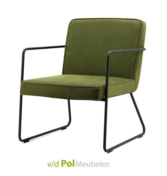 By boo fauteuil alpha groen kopen for Eigentijdse fauteuil