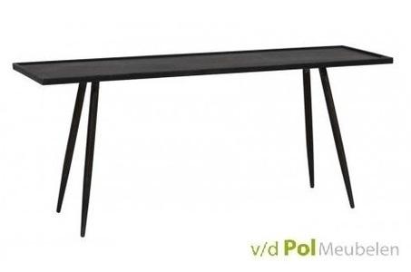 sidetable-envira-zink-metaal-modern-strak-stoer-tapse-poot-rond-rechthoekig-bad-zwart-black-120-cm-light-&-living-haltafel