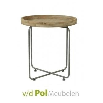 bijzettafel-rond-grijs-metalen-poot-onderstel-stoer-industrieel-hip-modern-grijze-houten-tafelblad-antigua-groot-60-decimeter