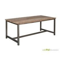 Industriële tafel 140 / 160 / 180 / 200 / 220 / 240 cm