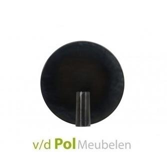 wandlamp-zwarte-disc-metaal-rond-lamp-light-en-living-modern-eigentijds-tijdloos-disco