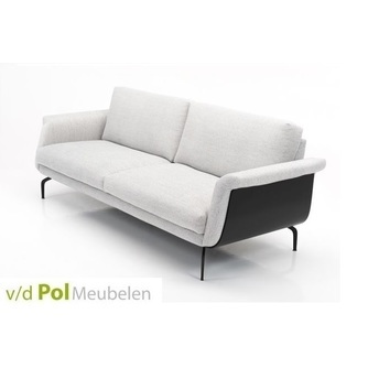 3-zits-bank-1884-bankstel-sofa-hjort-knudsen-modern-hip-ronde-poot-zwarte-schaal-grijze-stof-gapp-driezitsbank