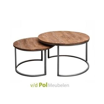 set-van-twee-ronde-salontafels-bijzettafels-kopen-bekijken-kleine-tafels-koffietafel-mangohout-metaal-grijs-brix-jimmie