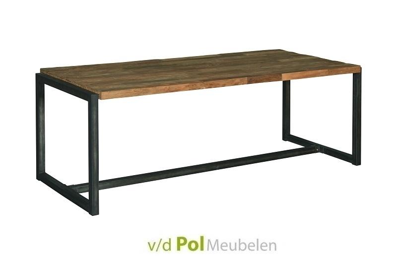 Tafel Potenza 200/220/240 cm