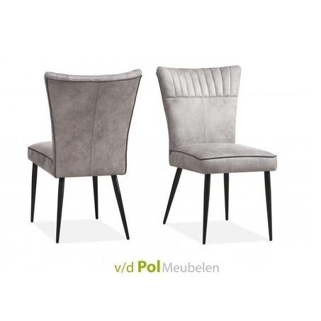 eetkamerstoel-stoel-eetstoel-globe-vertikaal-stiksel-rugleuning-zonder-armleuning-maxfurn-metalen-poot-leem