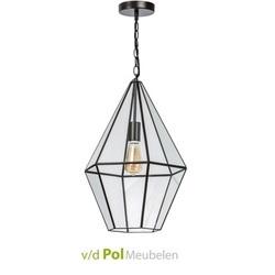 hanglamp-druppel-staal-met-glas-fame-sfeer-met-licht-zebo-glas-metaal-zwart-mat-industrieel-stoer-modern-strak-lamp-boven-de-tafel-eettafel