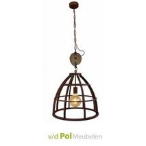 Hanglamp Metal Rust