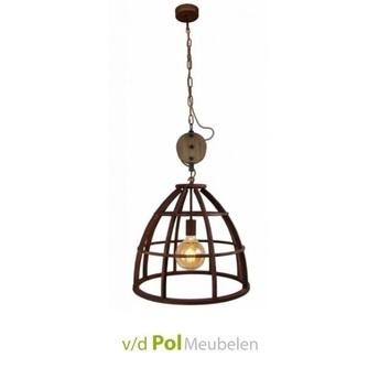 hanglamp-lamp-lucca-metal-rust-roest-metaal-verroest-boerenlamp-boerderij-stoere-lamp