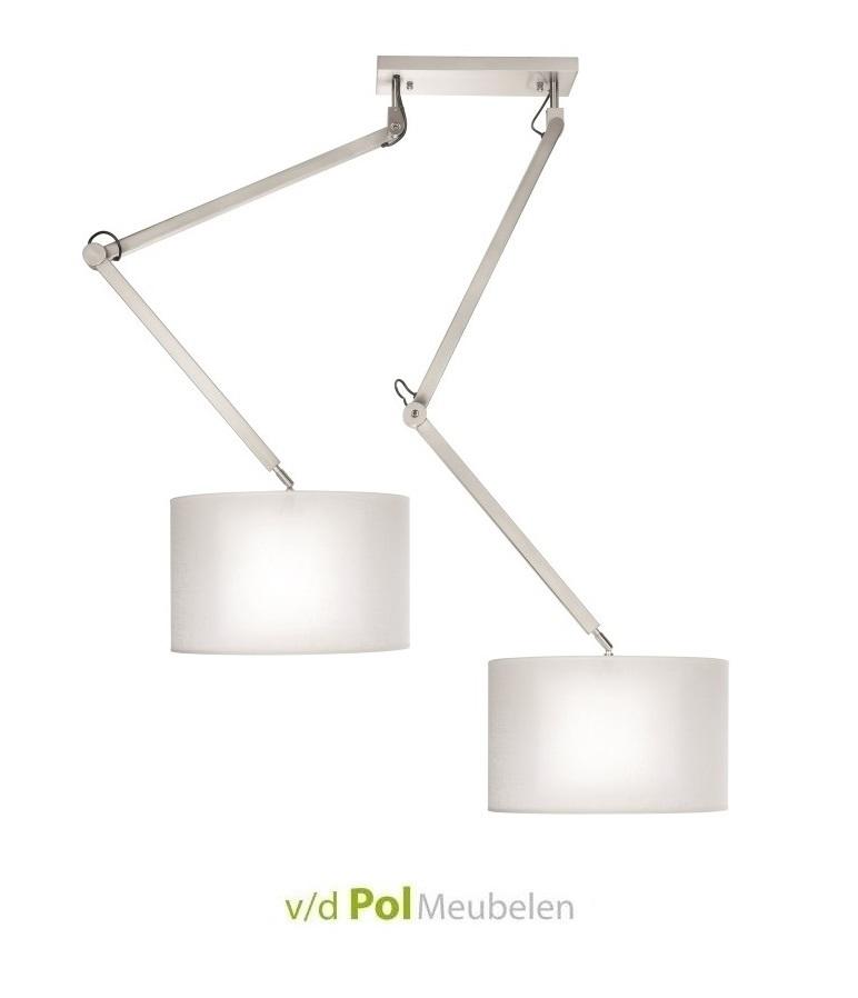 Pendellamp 2 lichts