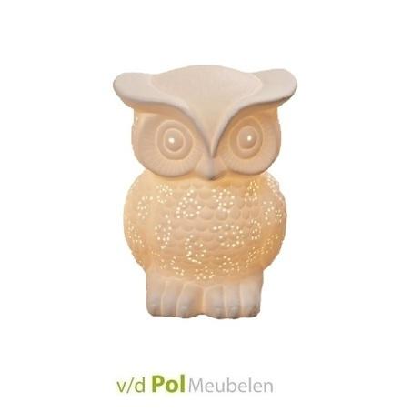 tafellamp-lamp-bureaulamp-sfeerlicht-uil-klein-boltze-wit-lichtbron-uiltje-klein-model-sfeer-licht
