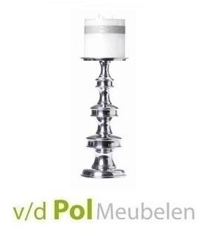 kaarsenstandaard-kaarsenhouder-kandelaar-paris-zilver-riverdale-metaal-decoratie-woonaccessoires-elegant-sierlijk-kandelaar