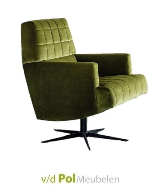 fauteuil-nico-draaibaar-passepartout-stervoet-zwart-draaifauteuil-armleuning-armstoel-modern-hip-strak-stiknaden-vlakken-rechthoeken