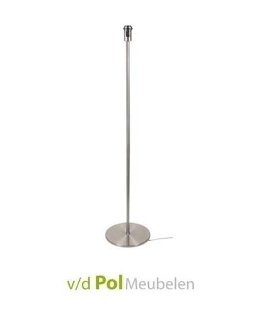 vloerlamp-voet-lampenstandaard-eenvoudig-simpel-zilver-grijs-nikkel-mat-sola-ronde-voet-aanknop-op-fitting-modern-strak-functioneel-praktisch-mat-nikkel-ijzer-zebo-sfeermetlicht-zonder-lampenkap-kap