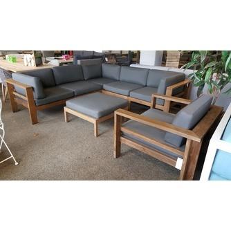 teakhouten-loungeset-7-delig-teak-hout-brede-armleuning-outdoor-buiten-tuinset-loungehoek-hoekset-tuin-losse-elementen-fauteuil-loungechair-loungestoel-poef-salontafel-voetenbank-buiten-kussens-all-weather-antraciet-grote-loungeset