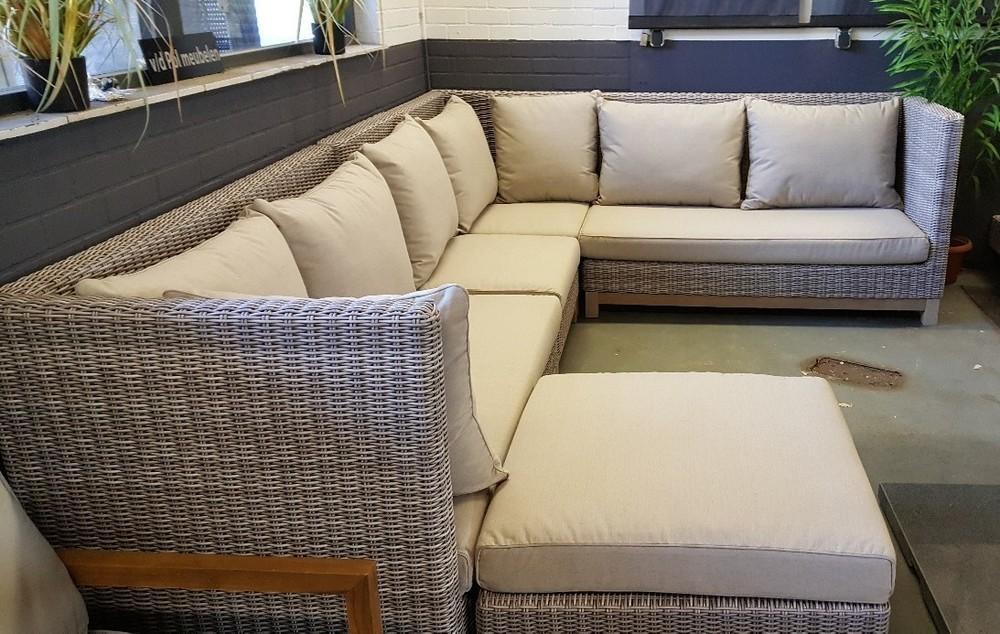 Verbazingwekkend Hoge loungeset 5-delig - Windvanger - Applebee AX-89