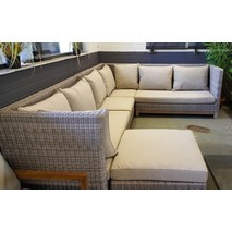 Hoge loungeset 5-delig Applebee