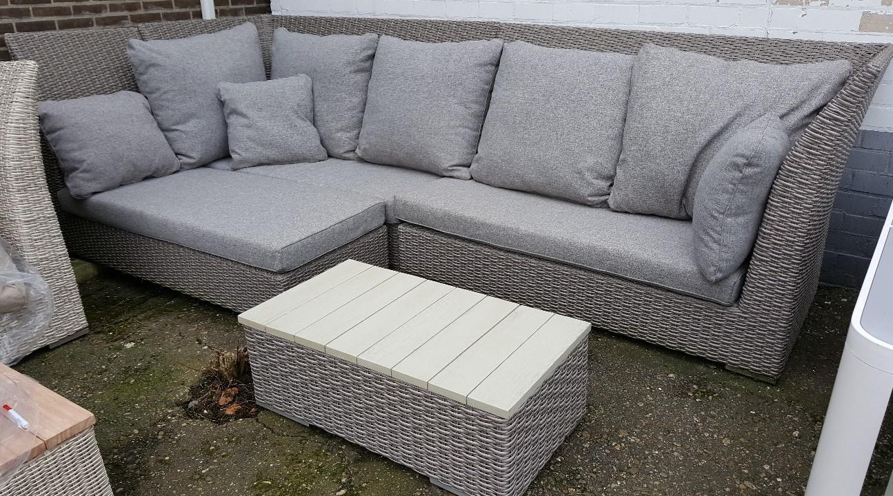 loungeset Wing grey