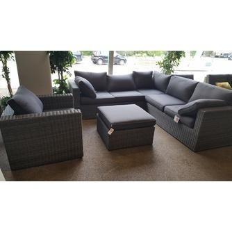 loungeset-zwart-wicker-5-delig-loungehoek-vlechtdraad