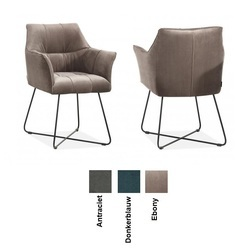 stoel-eetstoel-opera-kuipstoel-kruispoot-stoer-industrieel-modern-maxfurn-taylor-stof
