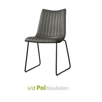 stoel-salou-eetkamerstoel-geen-armleuning-verticaal-stiksel-industrieel-stoer