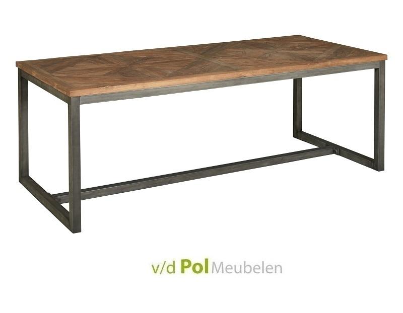 Eettafel Mascio 160/180/200/220/240 cm
