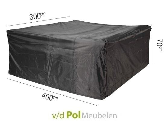 Beschermhoes loungeset 400 x 300 x H70 cm