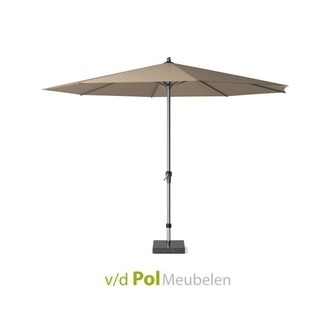 parasol-polyester-o-350-cm-taupe-stevig-groot-royaal