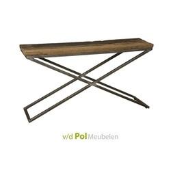 sidetable-bijzettafel-hoge-tafel-renew-130-cm-metaal-industrieel-robuust-hout-tower-living