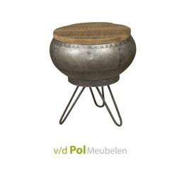 salontafel-bijzettafel-rond-metalen-poot-mangohout-ton-studs