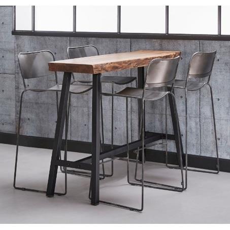 bartafel-live-edge-125-cm-acaciahout-metalen-poot-hoge-tafel-boomstamblad-gewelfd-stoer-industrieel